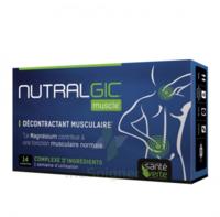 Nutralgic Muscle Comprimés Décontractant Musculaire B/14 à Libourne