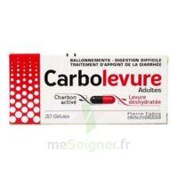 CARBOLEVURE Gélules adulte Plq/30 à Libourne