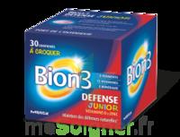 Bion 3 Défense Junior Comprimés à Croquer Framboise B/30 à Libourne