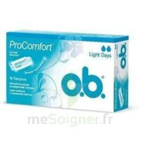 OB PRO COMFORT, light Flow , bt 16 à Libourne