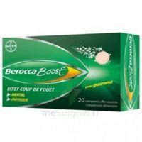 Beroccaboost Comprimés effervescents B/20 à Libourne
