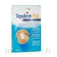 Tegaderm + Pad, 5 Cm X 7 Cm , Bt 10 à Libourne