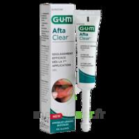 Gum Aftaclear Gel Aphtes Lésions Buccales 10ml à Libourne