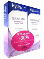 Hydralin Quotidien Gel Lavant Usage Intime 2*400ml à Libourne
