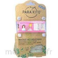 Para'kito Kids Bracelet Répulsif Anti-moustique Princess à Libourne