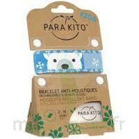 Para'kito Kids Bracelet Répulsif Anti-moustique Polar Bear à Libourne
