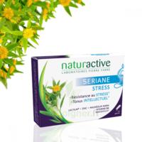 Naturactive Seriane Stress 30gélules à Libourne