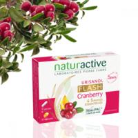 Naturactive Urisanol Flash (10gélules + 10 Capsules) à Libourne