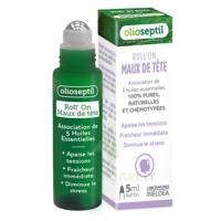 Olioseptil Huile Essentielle Maux De Tête Roll-on/5ml à Libourne