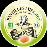 Saint-ange Bio Pastilles Miel Boite Métal/50g à Libourne