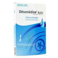 Desomedine 0,1 % Collyre Sol 10fl/0,6ml à Libourne