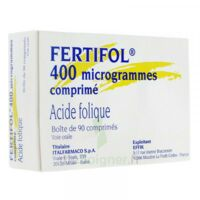 Fertifol 400 µg Cpr Plq/90 à Libourne
