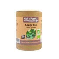 Nat&form Eco Responsable Sauge Bio Gélules B/90 à Libourne