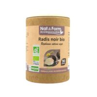 Nat&form Eco Responsable Radis Noir Bio Gélules B/90 à Libourne