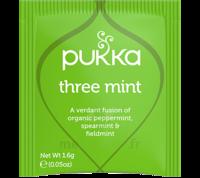 Pukka Bio Trois Menthes Tisane Digestion 20 Sachets