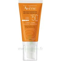 Avène Eau Thermale Solaire Crème 50+ Sans Parfum 50ml à Libourne