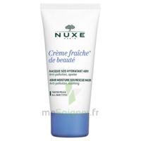 Crème Fraiche® De Beauté - Masque Hydratant 48h Et Anti-pollution50ml à Libourne