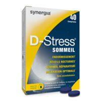 D-stress Sommeil Comprimés B/40 à Libourne