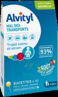 Alvityl Sucette Mal Des Transports B/10 à Libourne