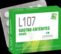 Lehning L107 Comprimés Orodispersibles 2plq Pvc/pvdc/alu/20 à Libourne