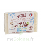 Mkl Savon Lait De Chèvre Bio Neutre 100g à Libourne