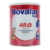 Novalac Expert Ar + 0-6 Mois Lait En Poudre B/800g à Libourne