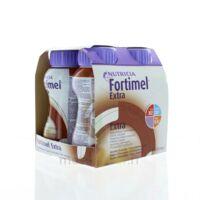 FORTIMEL EXTRA Nutriment chocolat 4Bouteilles/200ml à Libourne
