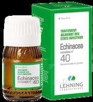 Lehning Complexe Echinacea N° 40 Solution Buvable Fl/30ml à Libourne