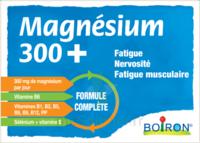 Boiron Magnésium 300+ Comprimés B/80 à Libourne