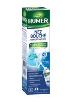 Humer Spray Nasal Nez Bouché Adulte à Libourne