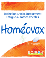 Boiron Homéovox Comprimés à Libourne