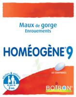 Boiron Homéogène 9 Comprimés à Libourne