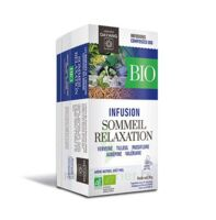 Dayang Sommeil Relaxation Bio 20 Infusettes à Libourne