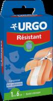 Urgo Résistant Pansement Bande à Découper Antiseptique 6cm*1m à Libourne