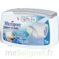Micropore Sparadrap Microporeux 25mmx5m DÉvidoir