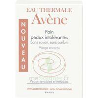 Avène Eau Thermale Peaux Intolérantes Pain 100gr à Libourne