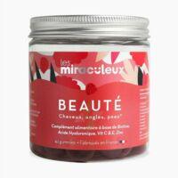 Les Miraculeux Gummies Beauté Gommes B/42 à Libourne