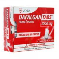 Dafalgantabs 1 G Cpr Pell Plq/8 à Libourne