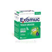 Exomuc 200 Mg, Granulés Pour Usage Oral En Sachet 15 Sachets/2g à Libourne