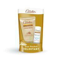 Rogé Cavaillès Nutrissance Pocket Crème Mains Douceur + Baume Lèvres Réparateur 30ml + 5,5g Edition Limitée à Libourne