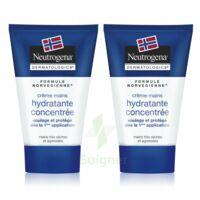 Neutrogena Crème Mains Hydratante Concentrée 2t/50ml à Libourne