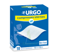 Urgo Compresse Stérile Non Tissée 10x10cm 10 Sachets/2 à Libourne