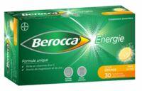 Acheter BEROCCA ENERGIE Comprimés effervescents orange B/30 à Libourne
