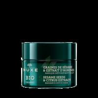 Nuxe Bio Masque Détoxifiant Eclat 50ml à Libourne