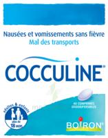 Boiron Cocculine Comprimés Orodispersibles B/40 à Libourne